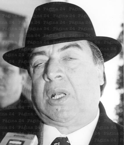 Felipe González González ...capo del Cártel del Abarrote...