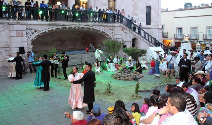 """""""Zacatecas fue una de las ciudades donde se llevó una de las batallas más sangrientas de la Revolución y con ello culminó el movimiento armado"""""""