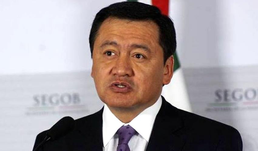 Miguel Ángel Osorio Chong, secretario de Gobernación (Foto: Archivo/Cuartoscuro)