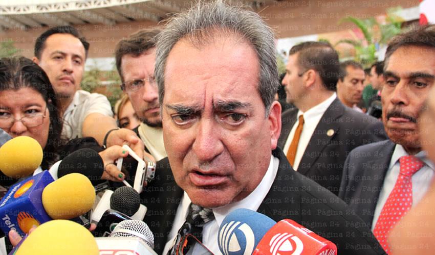 Carlos Lozano de la Torre ...acabó con el PRI...