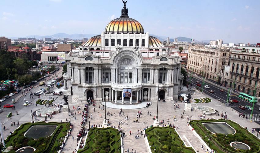 A punto de cumplir 80 a os el palacio de bellas artes for Arquitectura 7 bellas artes