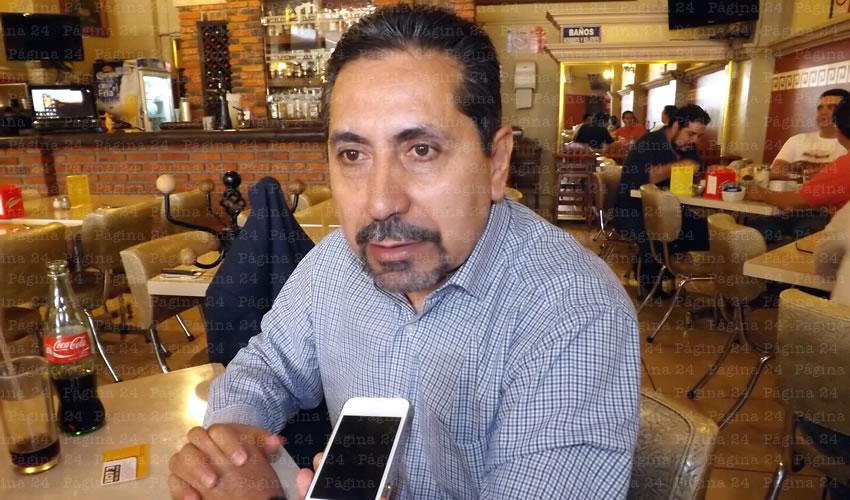 Rubén Camarillo Ortega ...¿miedo a Felipe? ¡Pavor!...