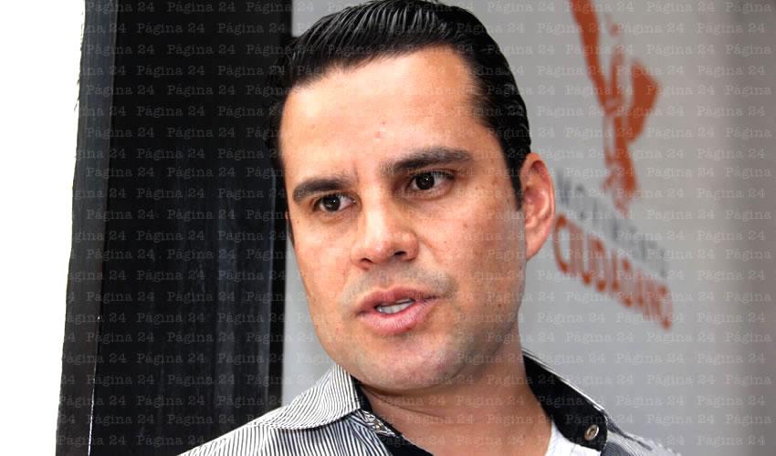 Enrique Peña Nieto Incumplió Compromisos Notariales con Aguascalientes: Vicente Pérez
