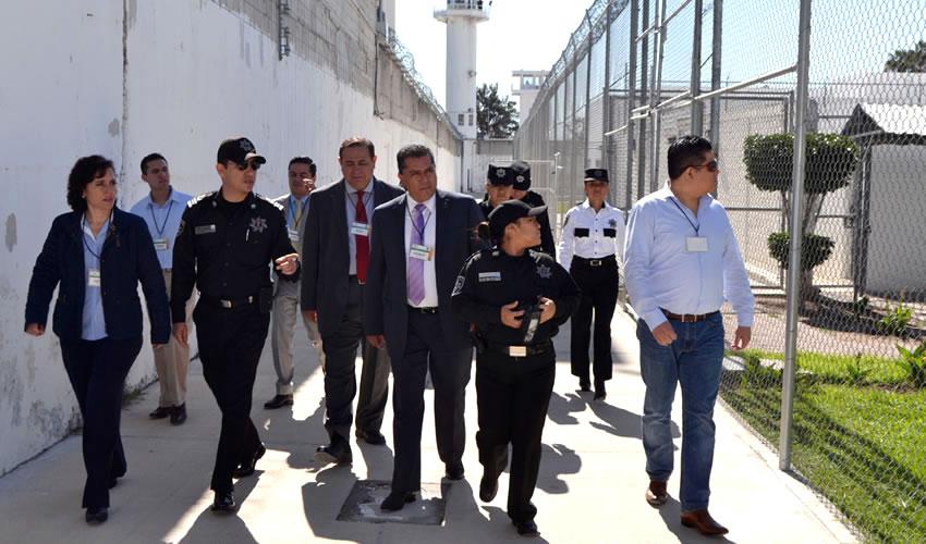 Contamos en Aguascalientes con el Mejor Sistema Penitenciario del País: EJR
