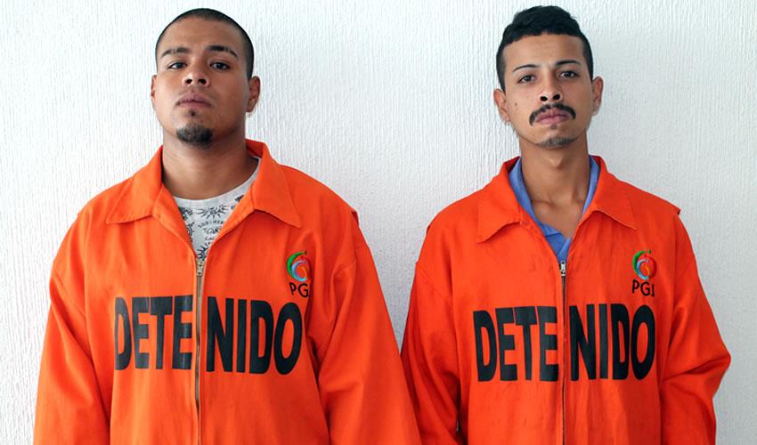 Violentos Hermanos a la Cárcel