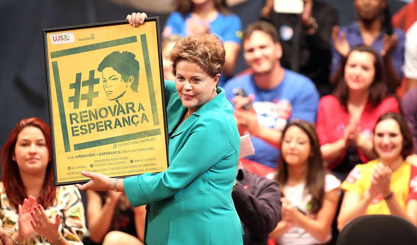 Asisten Candidatos Presidenciales Brasileños a Debate
