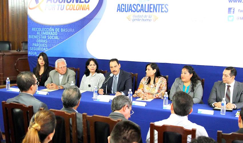 Ayuntamiento de Aguascalientes Obtiene la Calificación más Alta en Rendición de Cuentas
