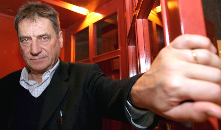 Dan al Escritor Italiano Claudio Magris el Premio FIL 2014