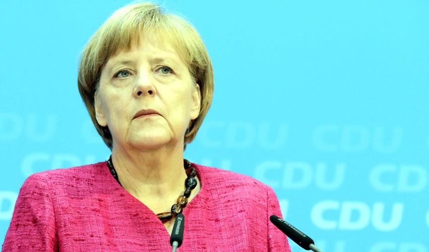 Rompe Alemana su Propia Política