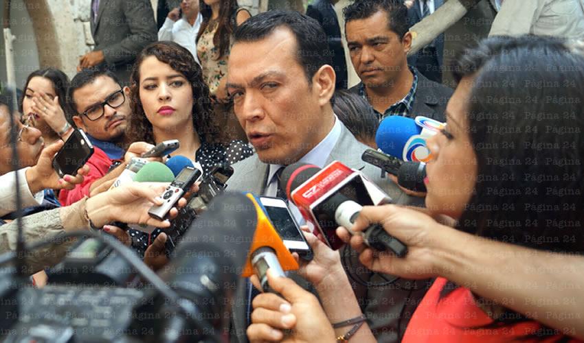 """""""No hay manejo político  en tragedia de Cajititlán"""""""