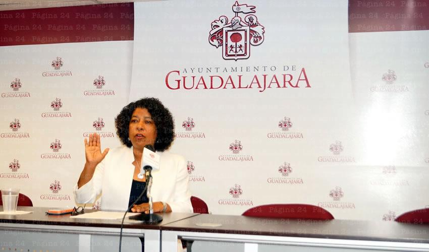 Exige el MC renuncia  de Nancy Paola Flores