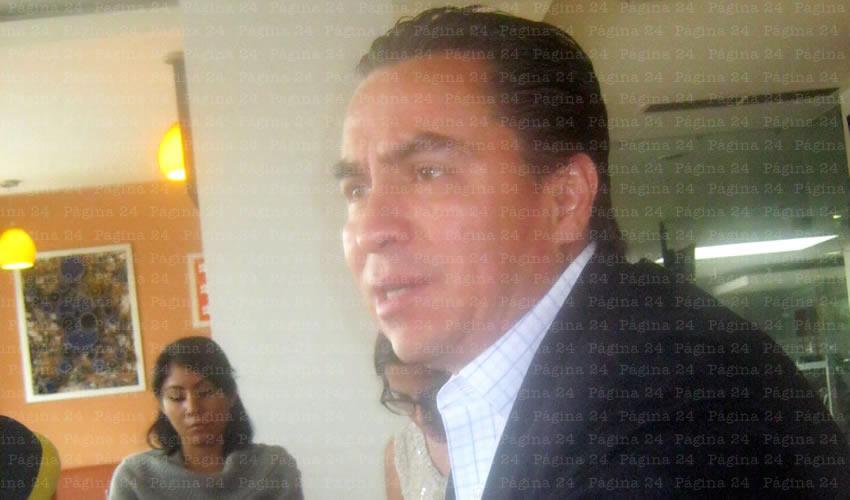 Ya no hay dinero para los  adultos mayores: Salvador Rizo