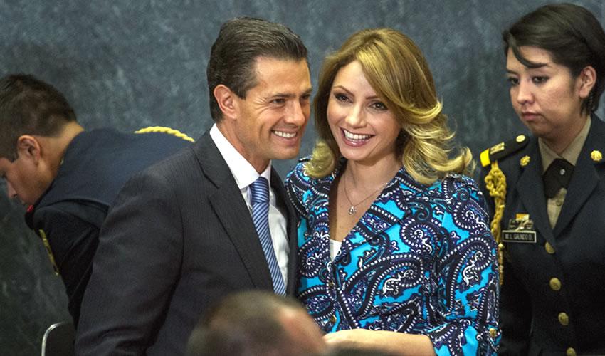 """Presume Peña Nieto """"sus"""" Reformas"""