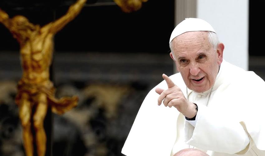 El Papa Francisco (Foto: Cortesía)