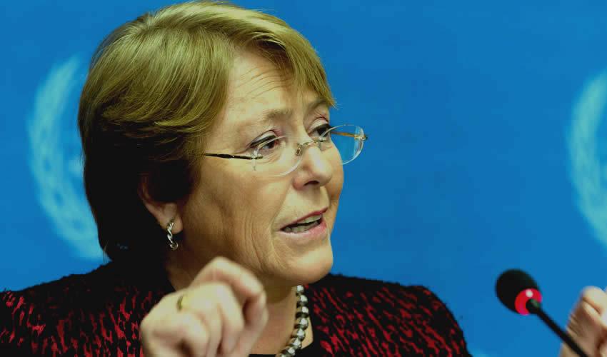 La presidenta de Chile, Michelle Bachelet (Foto: Archivo/Prensa Latina)