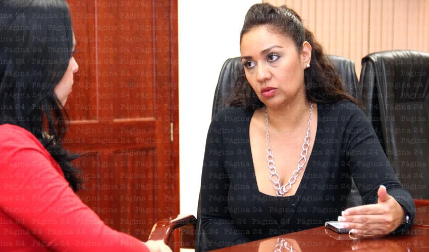 Lo Importante es que se Termine el Nuevo Hospital Hidalgo: Sylvia Garfias