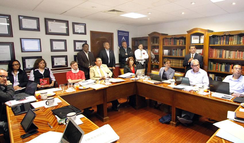 Realiza Universidad Autónoma Proceso de Planeación con Horizonte al 2024