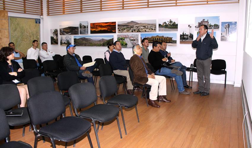 Reunión de la Seguot con Ayuntamientos en Materia de Desarrollo Urbano