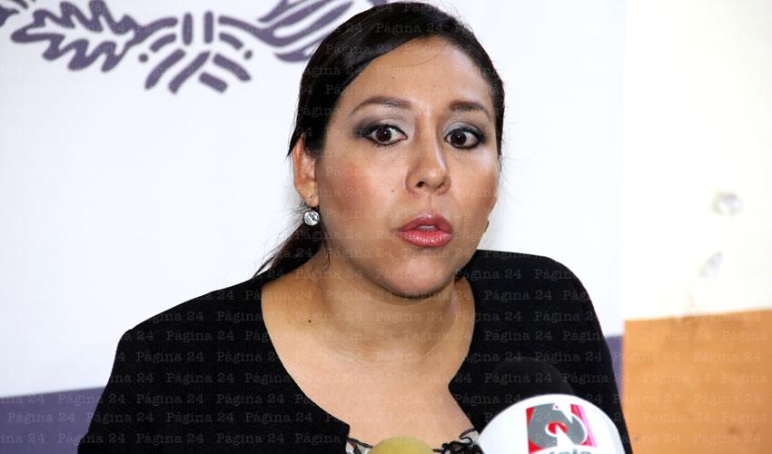 Patricia Valadez Bustamante, delegada de la Profeco
