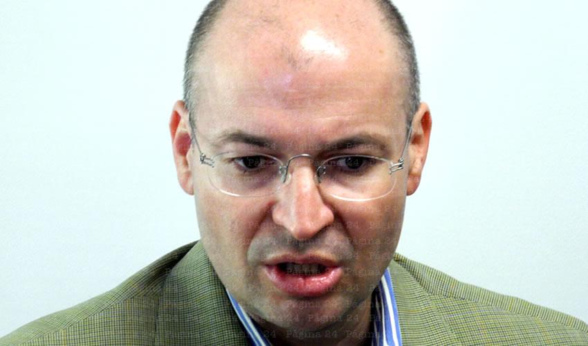 De la Población Mayor uno por Ciento Tiene Alzheimer: Santiago Díaz Torre