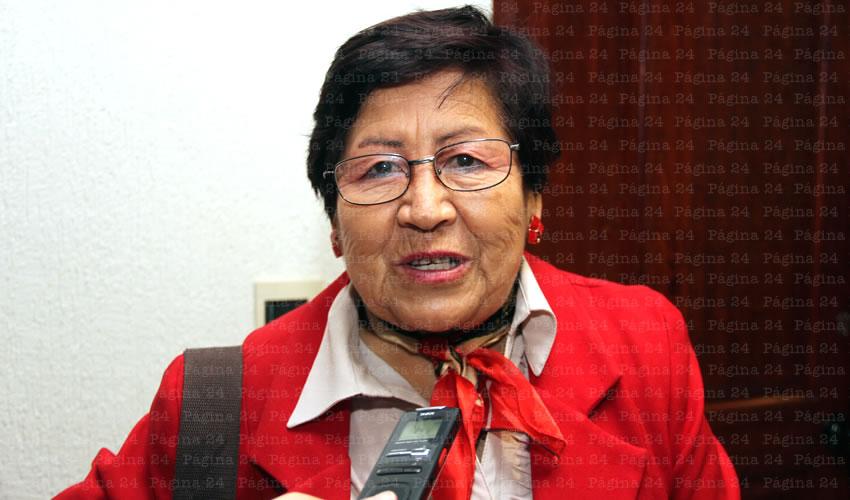 Crimen Organizado y la Política es la Mafia  del País: María de Jesús Rangel Velázquez