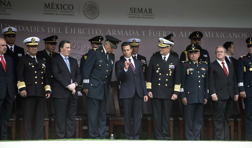Se Desmarca Peña de Relevo en Guerrero
