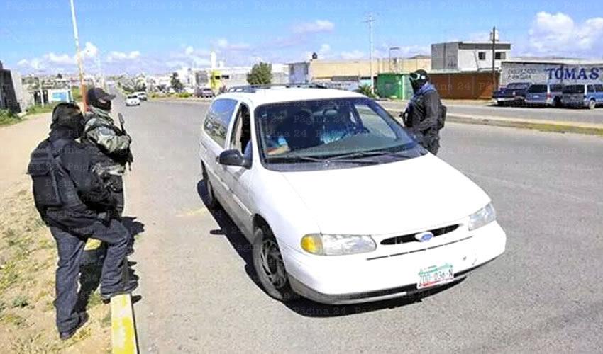 """Secuestra Comando a Gerente de la Agencia de Motocicletas """"Honda"""""""
