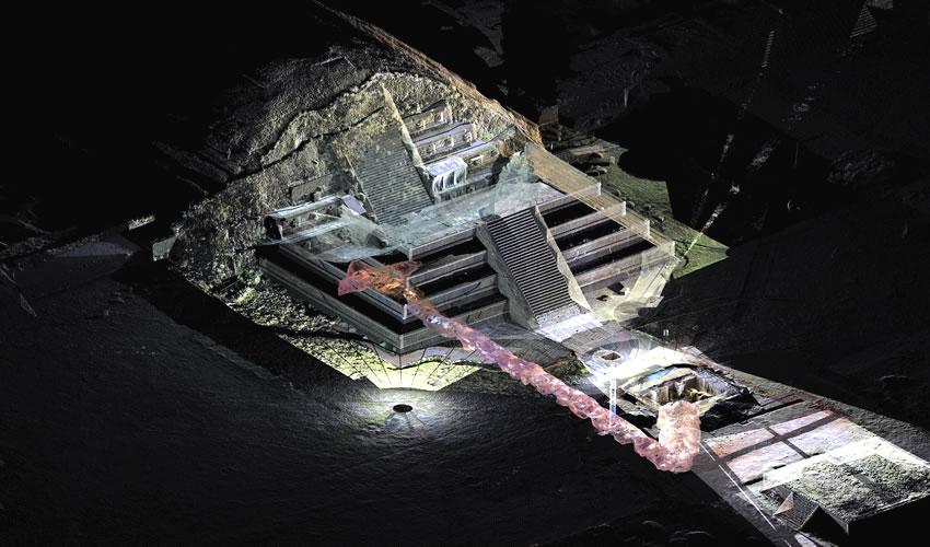 """Al Descubierto """"El Inframundo"""" en las Entrañas de Teotihuacán"""