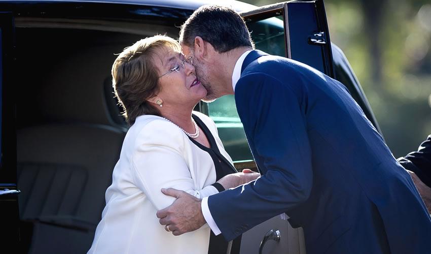 Vista Bachelet España