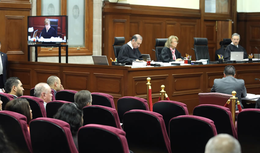 Rechaza Corte Consultas de Morena y PRD