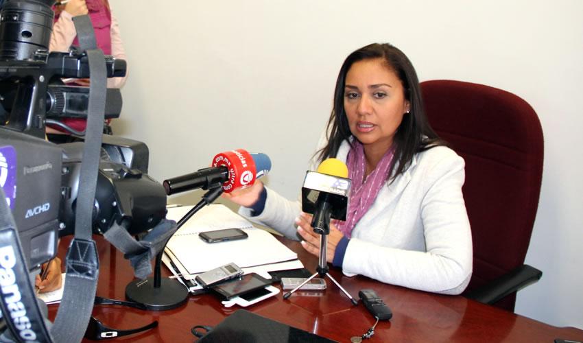 Son Varias Inconsistencias las que Presenta el Paquete Económico 2015: Sylvia Garfias