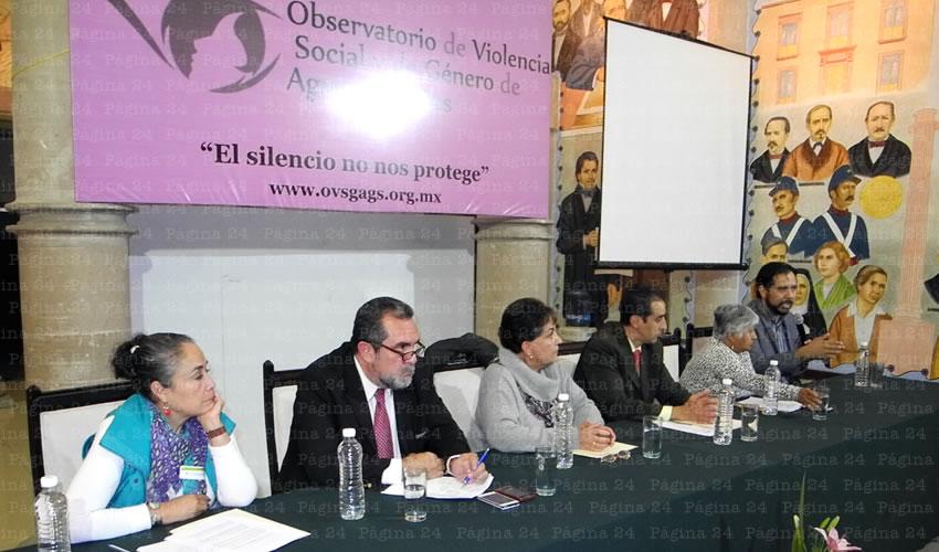 Exigen AC y Especialistas Aplicación de Protocolos con Perspectiva de Género