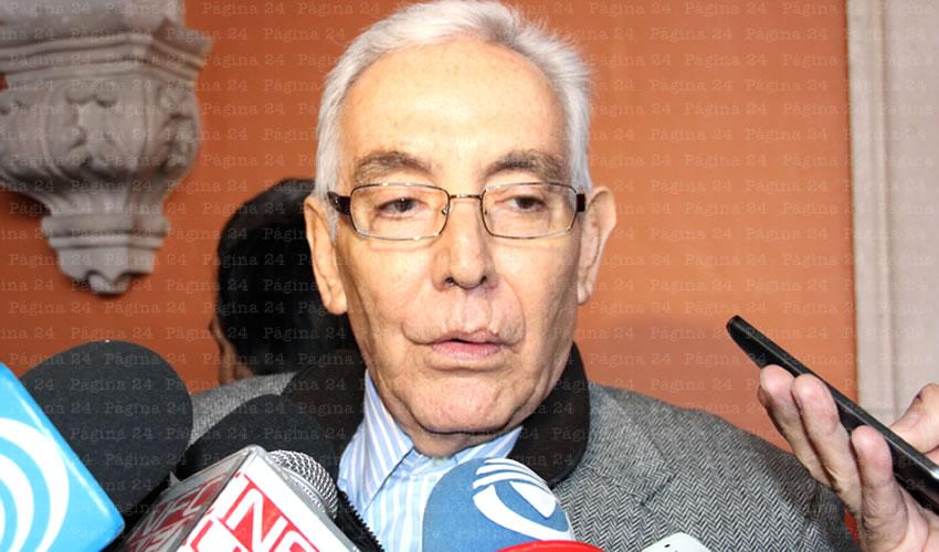 Jueces han Emitido Resoluciones en Beneficio de Cierto Tipo de Delincuentes: Javier Aguilera