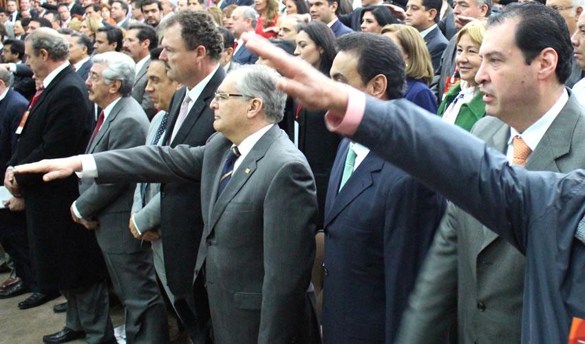 Miguel Romo Toma Protesta Como Integrante de la Comisión de Normatividad del PRI