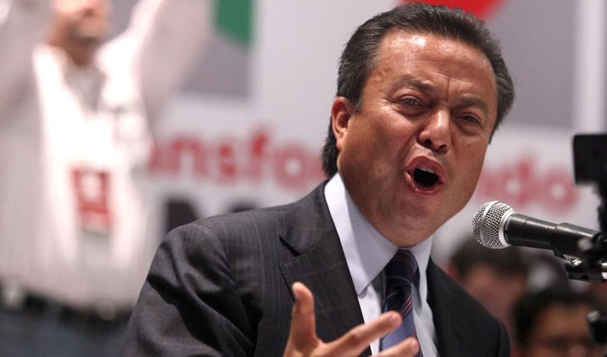 """""""El PRI respalda a  Enrique Peña Nieto"""""""