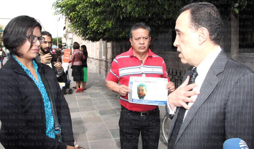 Increpa Coordinadora del Observatorio de Violencia Social al Procurador de Justicia