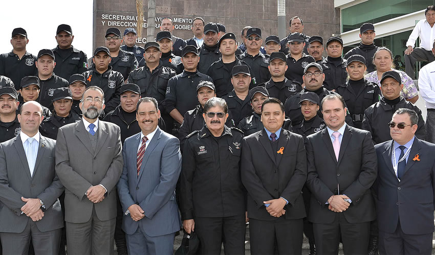 Promueve el Gobierno Municipal el Respeto a las Garantías Individuales
