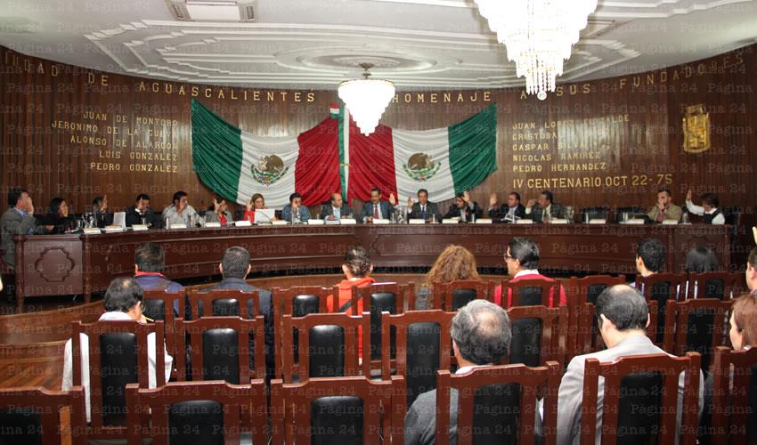 Aprueba Cabildo Cuentas Públicas  del mes de Octubre por Unanimidad