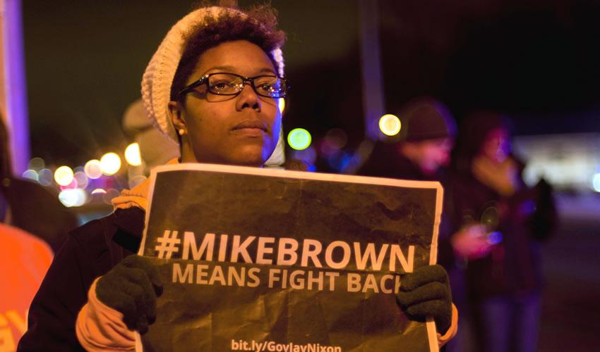 Complican Protestas en Ferguson Agenda de Obama