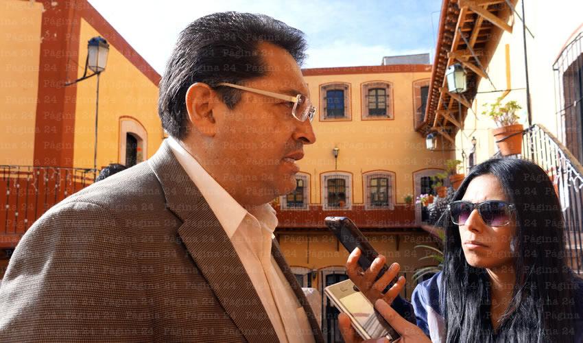Aumentó 13 por Ciento Ocupación en Hoteles del Issstezac: Bonilla