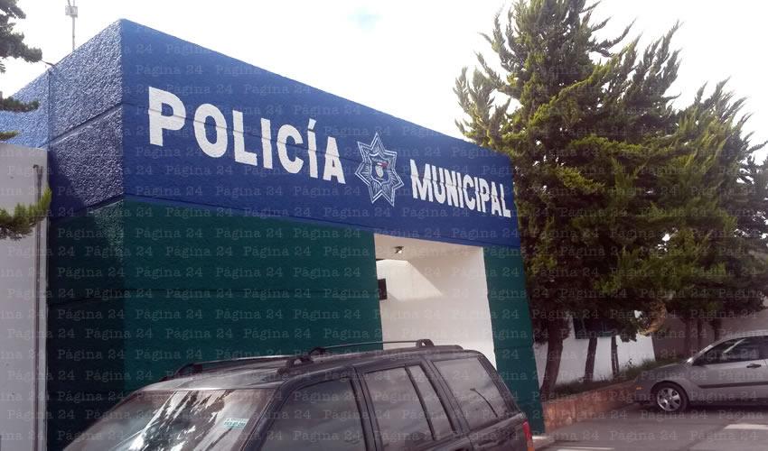Se Resguardan de Noche, los 30 Policías Municipales