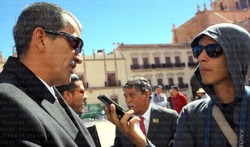 Zacatecas Cuenta con Deportistas de Calidad que Pueden Competir Mundialmente: Barraza