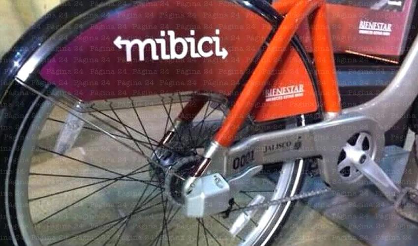 El programa MiBici fue implementado apenas unos días atrás por el gobierno; sin concientización a los automovilistas, a los usuarios de la ruta ni a los peatones, se espera el programa enfrente más dificultades, como que no es accesible para todos los bolsillos/Foto: Cortesía