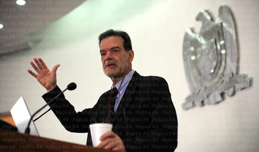 Guillermo Foladori: Estamos ante una nueva revolución tecnológica, la cual tiene el potencial de impactar en los diversos sectores económicos y en todos los aspectos de la vida (Foto: Guillermo Moreno Valtierra)