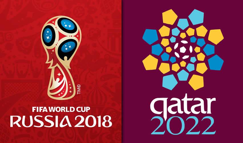 En medio de escándalos de corrupción por la presunta compra de votos, Rusia fue elegida sede del mundial de 2018, en tanto Qaatar organizará el evento en el 2022 (Fotos: Cortesía)