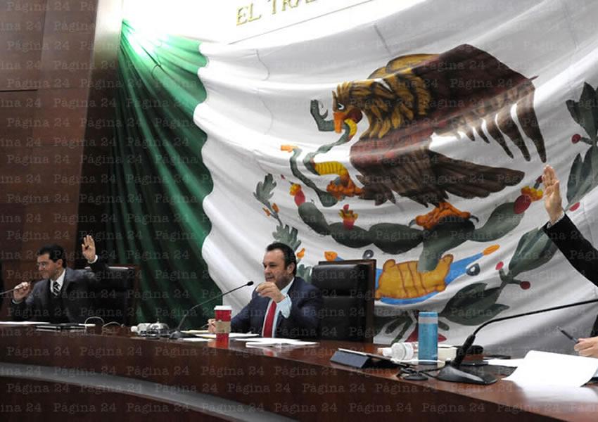 Abordan Diputados Ley Issstezac y Ley Para el Desarrollo Turístico del Estado