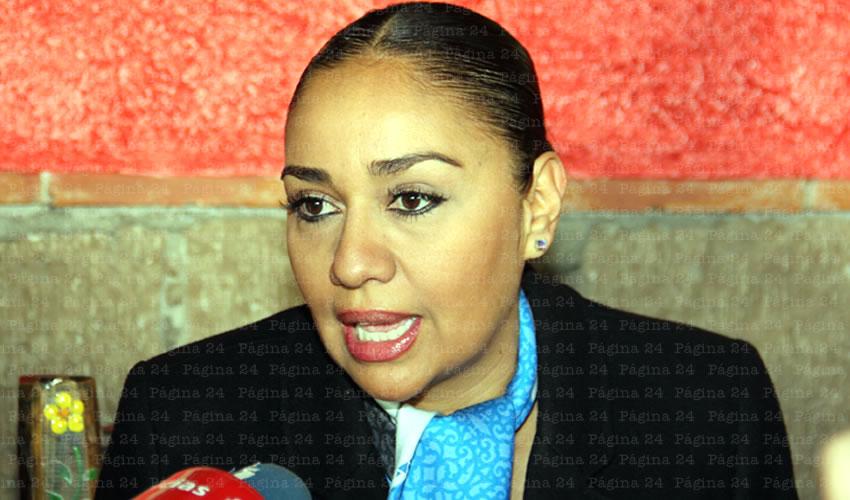 Se Aprobó un Paquete Presupuestal  con Fines Electorales: Sylvia Garfias