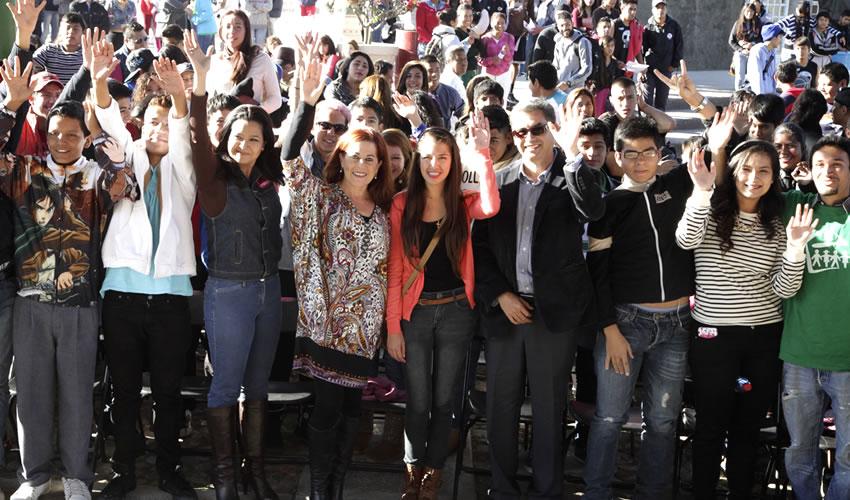 Casa del Adolescente es uno de los Espacios más Importantes Para los Jóvenes de Aguascalientes