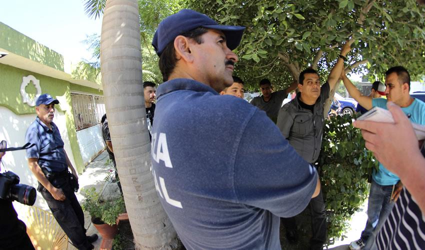 """""""El Americano"""" iba por la Gendarmería"""