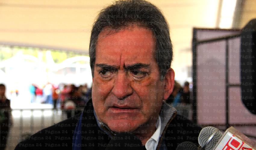 Carlos Lozano de la Torre ...al estilo Felipe González...